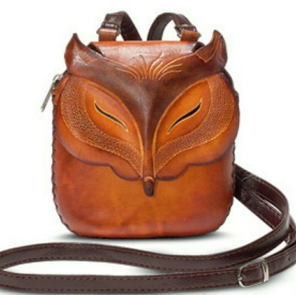 ec678c695ea *Host Pick* Leather Fox Purse